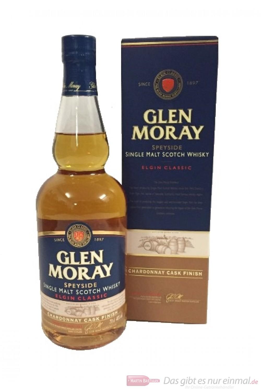 Glen Moray Elgin Classic Chardonnay Cask