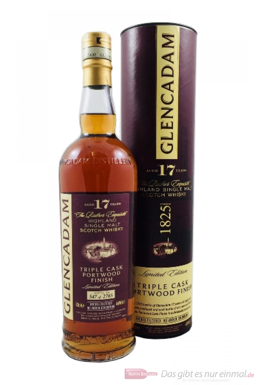 Glencadam 17 Years