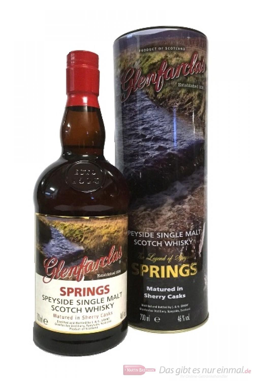 Glenfarclas Spring