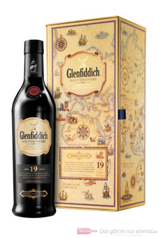 Glenfiddich 19 Jahre Madeira Cask Finish