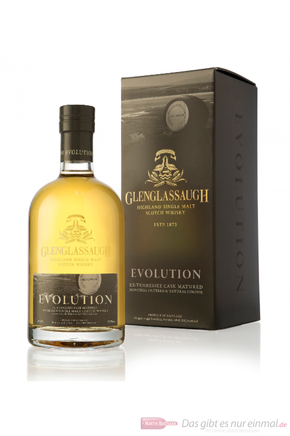 Glenglassaugh Evolution