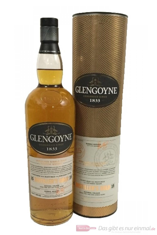 Glengoyne 15 Years Distillers Gold