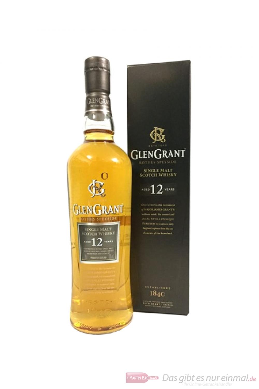 Glen Grant 12 Years