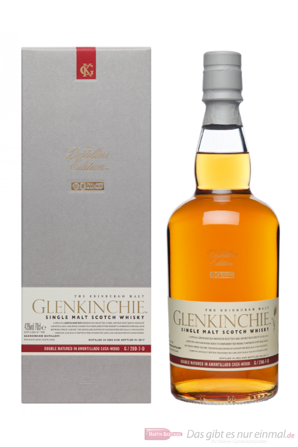 Glenkinchie Distillers Edition 2017/2005
