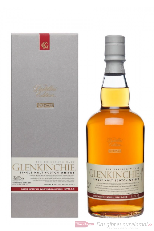Glenkinchie Distillers Edition 2018/2006