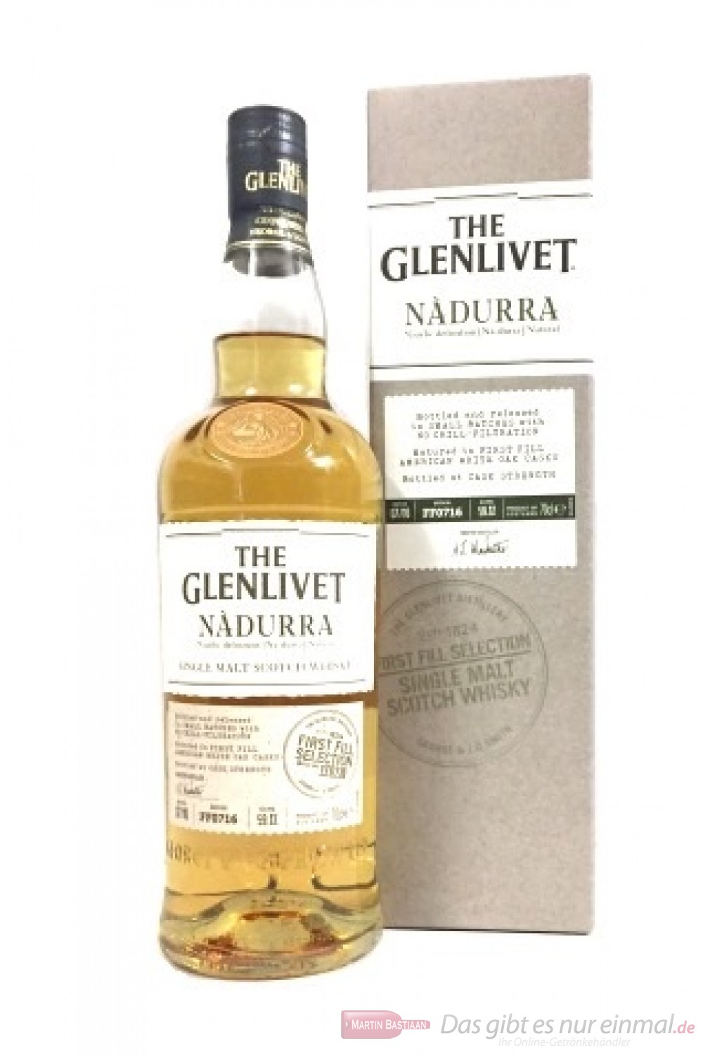 The Glenlivet Nadurra First Fill Selection 60,4%