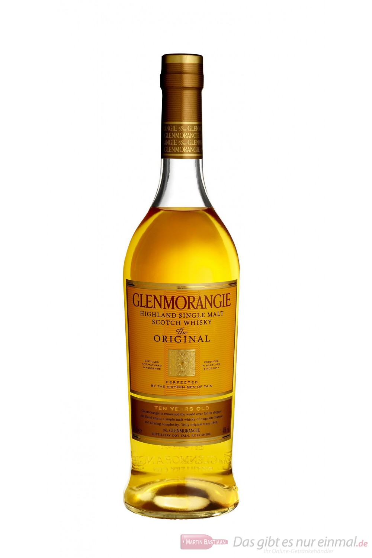 Glenmorangie Original Pure Malt Scotch Whisky 40% 0,70l Flasche