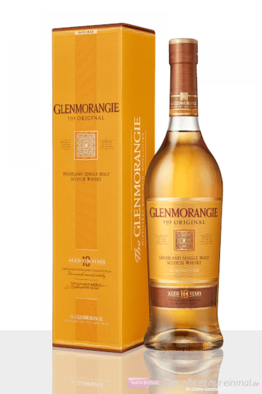 Glenmorangie Original Single Malt Scotch Whisky 0,70l
