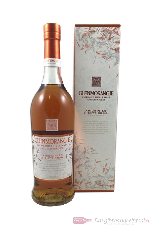 Glenmorangie a Midwinter Night´s Dram Winter Edition