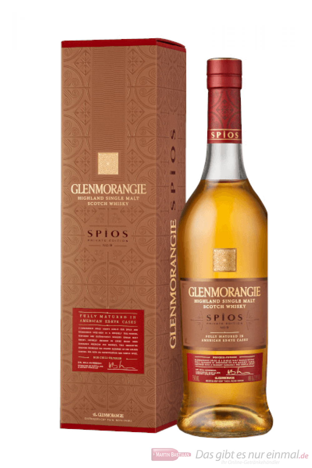 Glenmorangie SPÌOS Private Edition No. 9 Whisky 0,7l