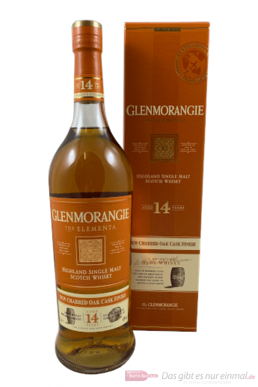 Glenmorangie 14 Years Elementa Single Single Malt Scotch Whisky 1l