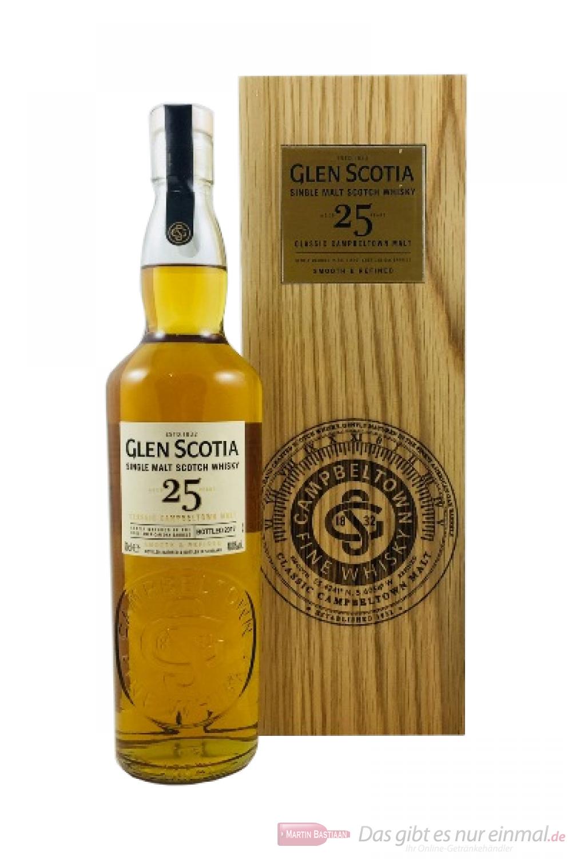 Glen Scotia 25 Years
