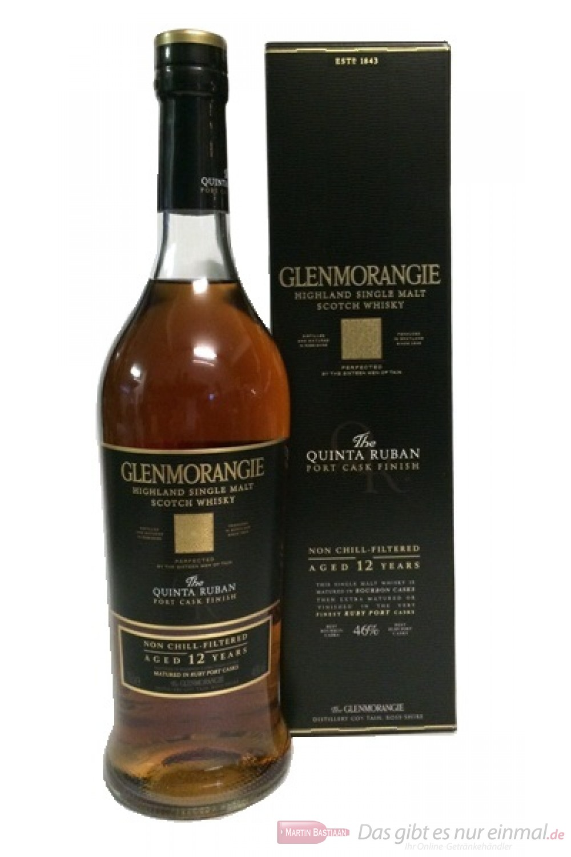 Glenmorangie New Quinta Ruban