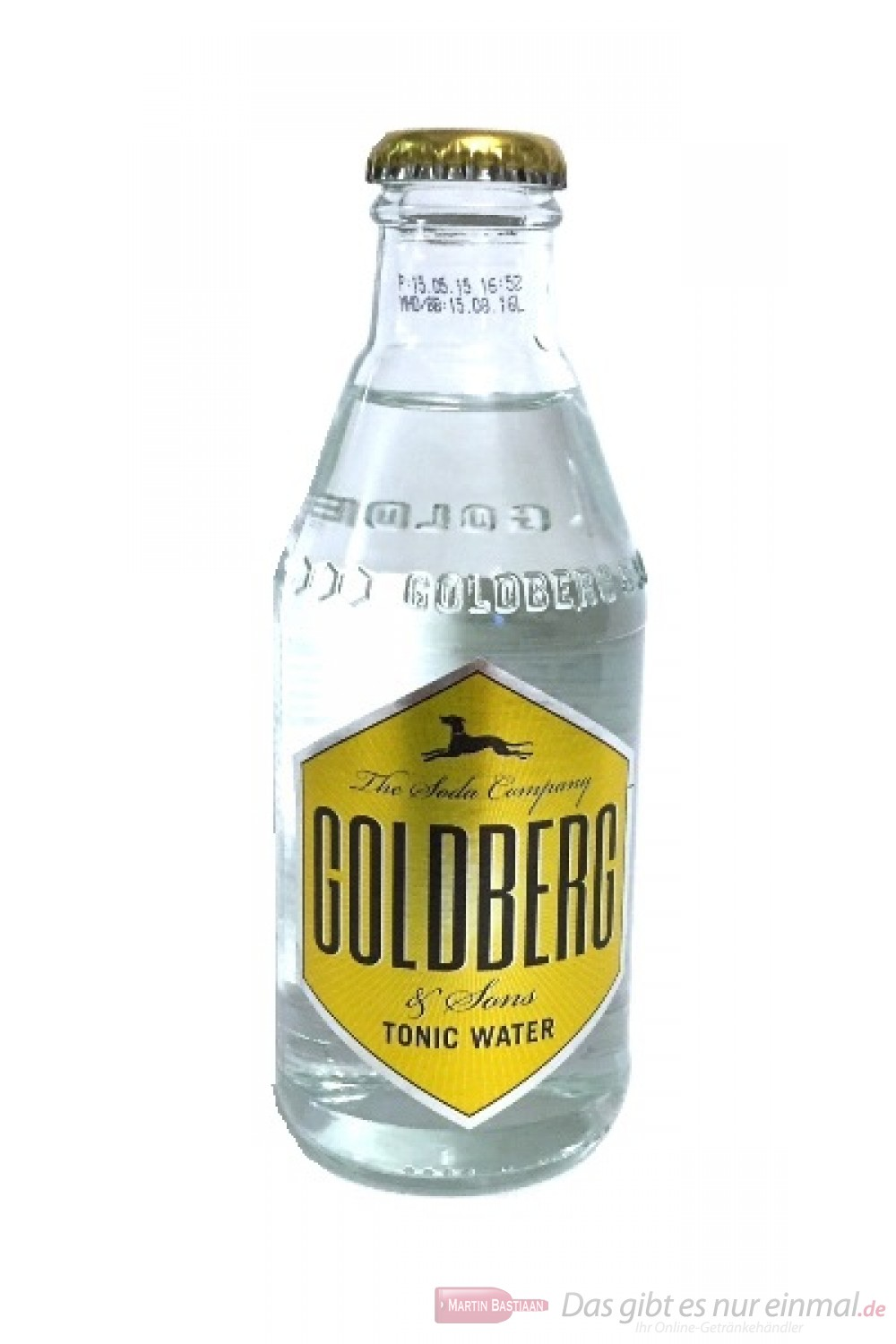 Goldberg Tonic Water 0,2l