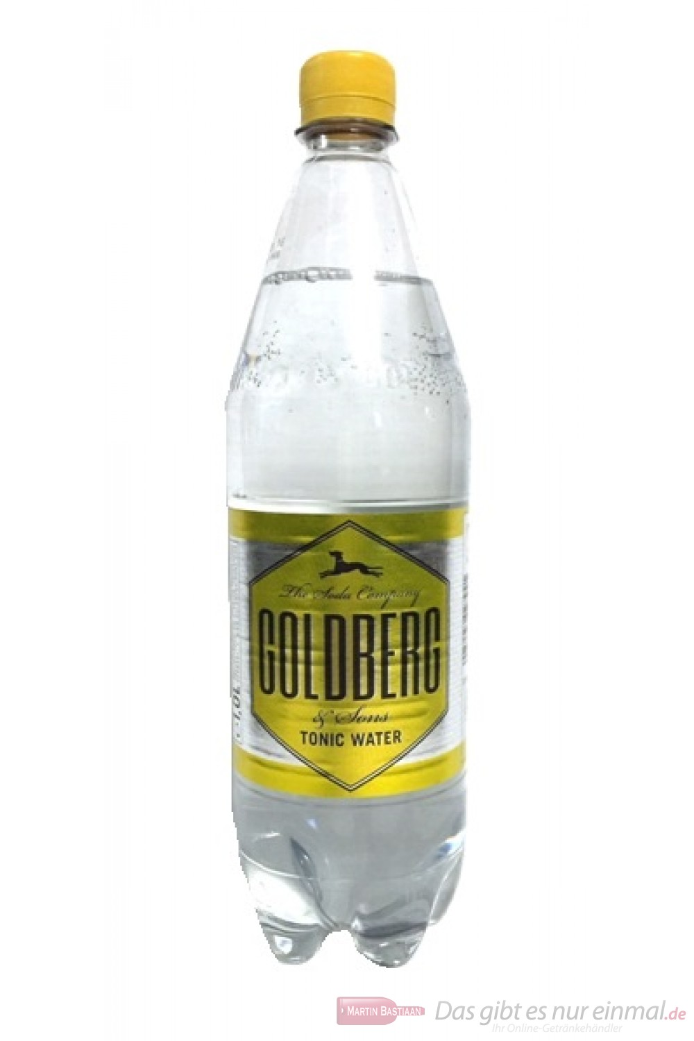 Goldberg Tonic Water 1l