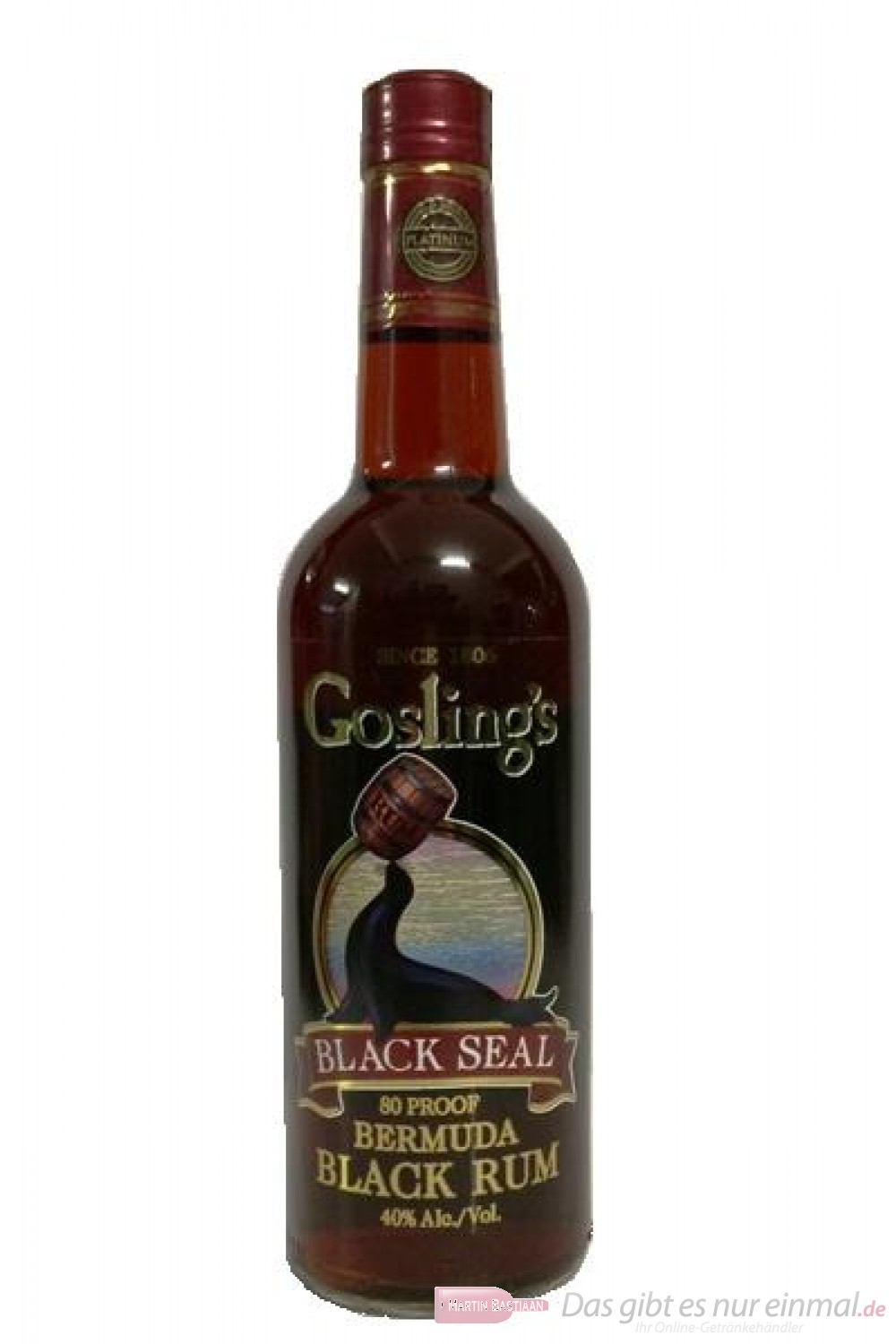 Gosling`s Black Seal