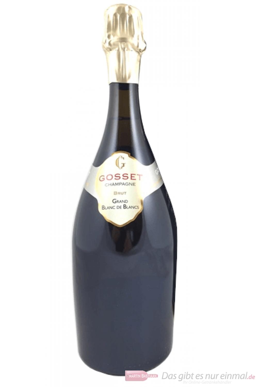 GOSSET Grande Blanc de Blanc Brut Champagner 0,75l