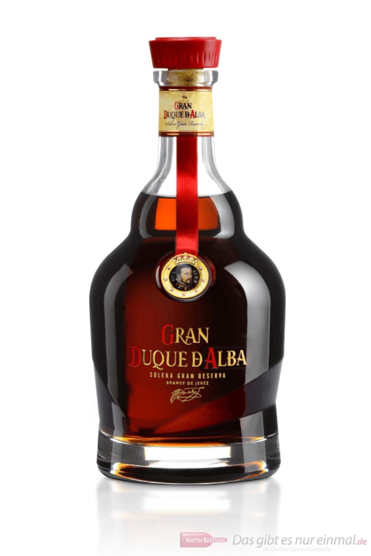 Gran Duque d'Alba Solera Gran Reserva Brandy 0,7l