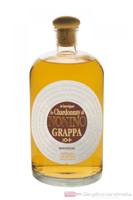 I Vigneti Nonino Grappa Monovitigno Il Chardonnay Barriques 0,7l