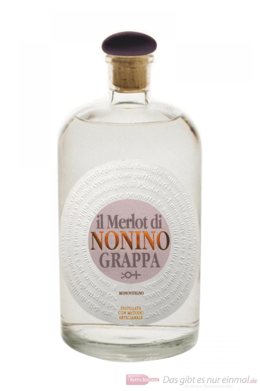 I Vigneti Nonino Grappa Monovitigno II Merlot 0,7 l