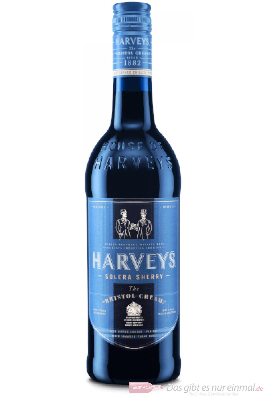 Harveys Bristol Cream Sherry 0,75l