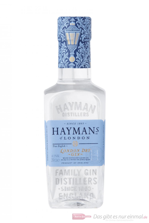 Hayman´s London Dry Gin 0,2l