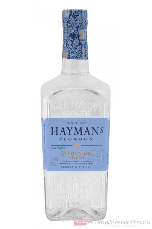 Hayman´s London Dry Gin 47% 0,7l