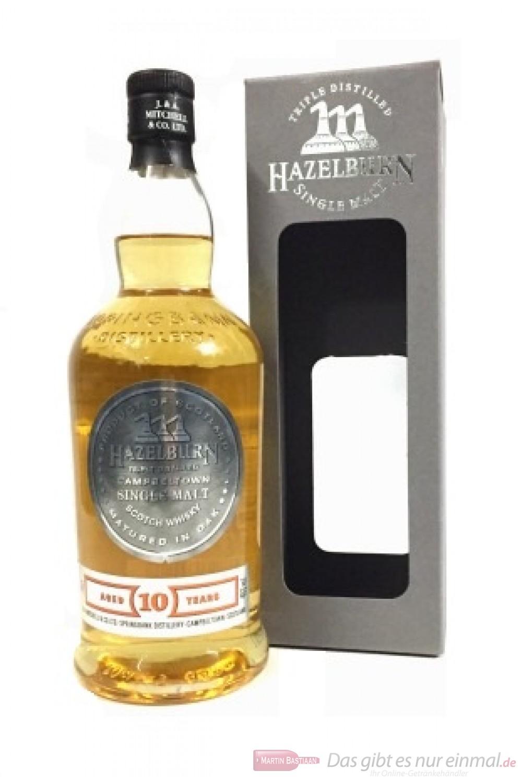 Hazelburn 10 Years
