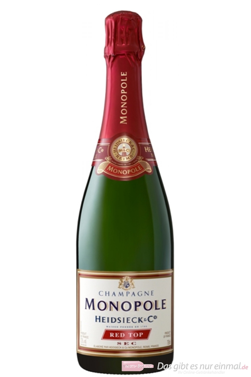 Heidsieck Monopole Red Top
