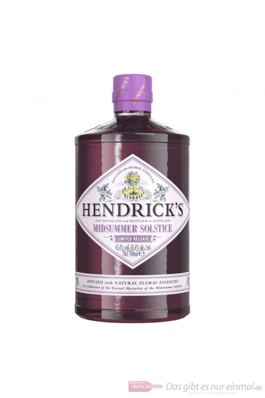 Hendricks Midsummer Solstice Gin 0,7l Flasche