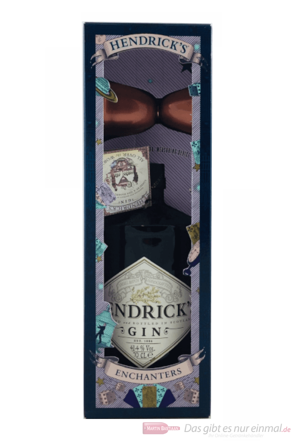 Hendricks Enchanter Pack
