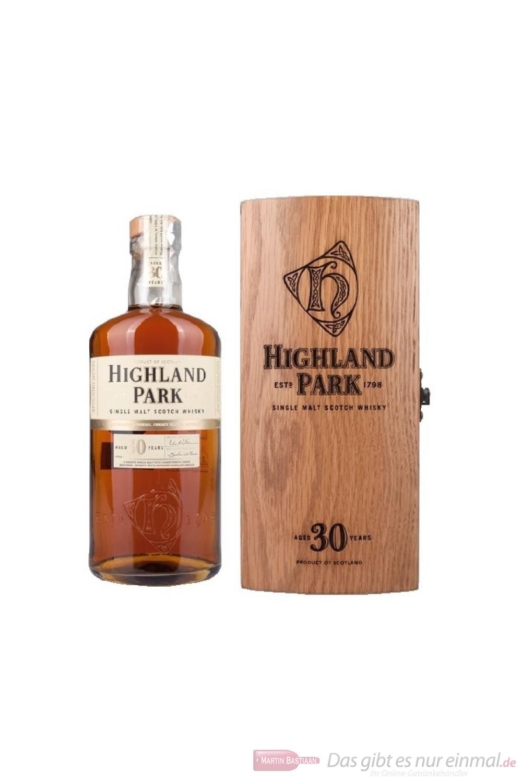 Highland Park 30 Years