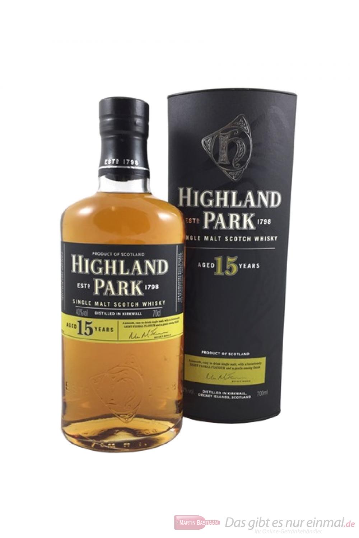 Highland Park 15 Years