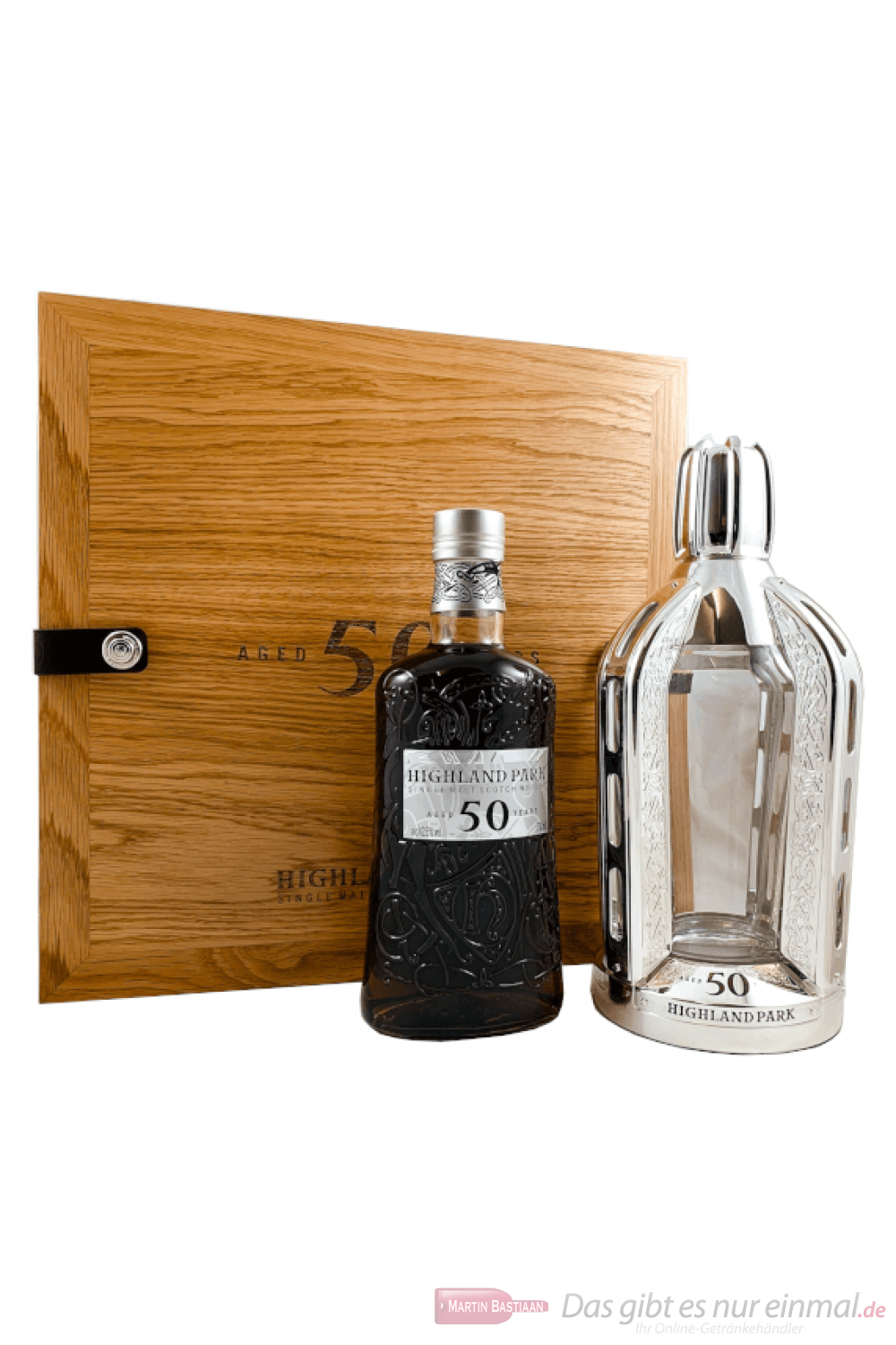 Highland Park 50 Years Single Malt Scotch Whisky 0,7l