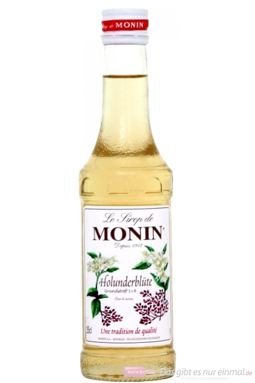 Monin Holunderblüte Sirup