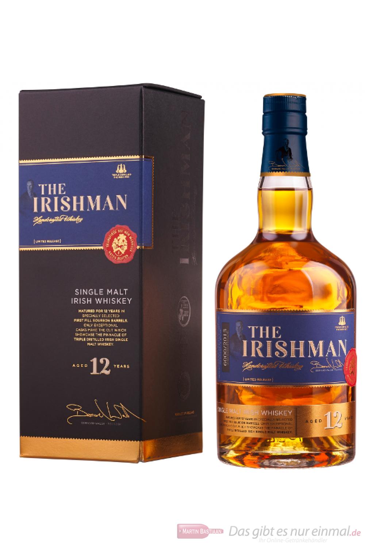 The Irishman 12 Years