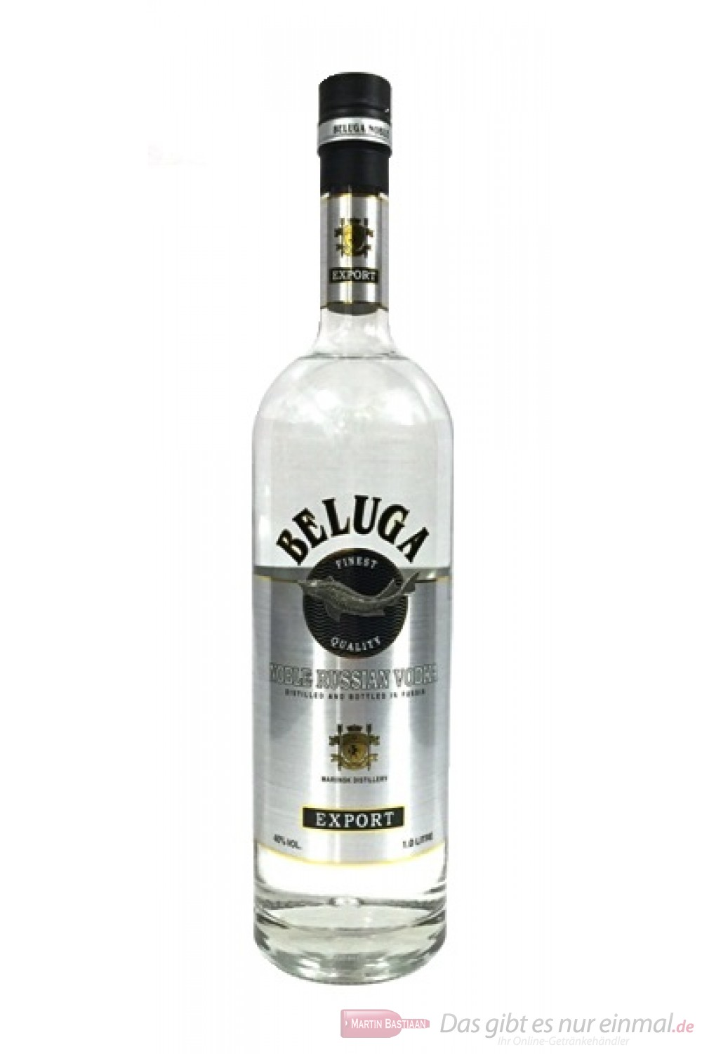 Beluga Export Noble 0,5l