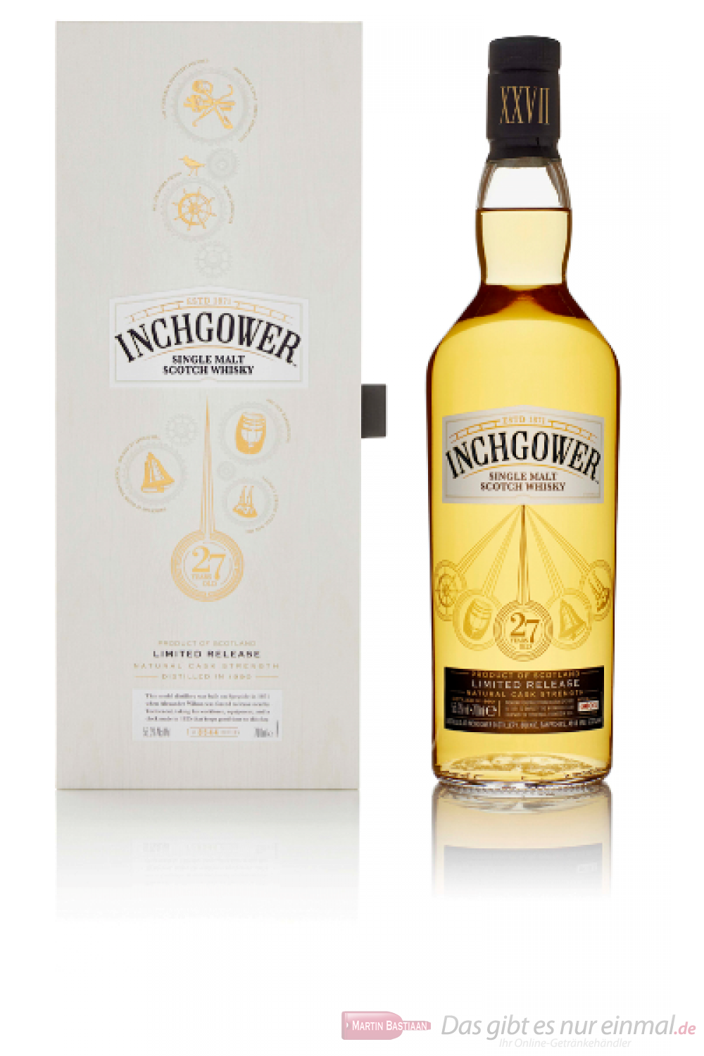 Inchgower 27 Years