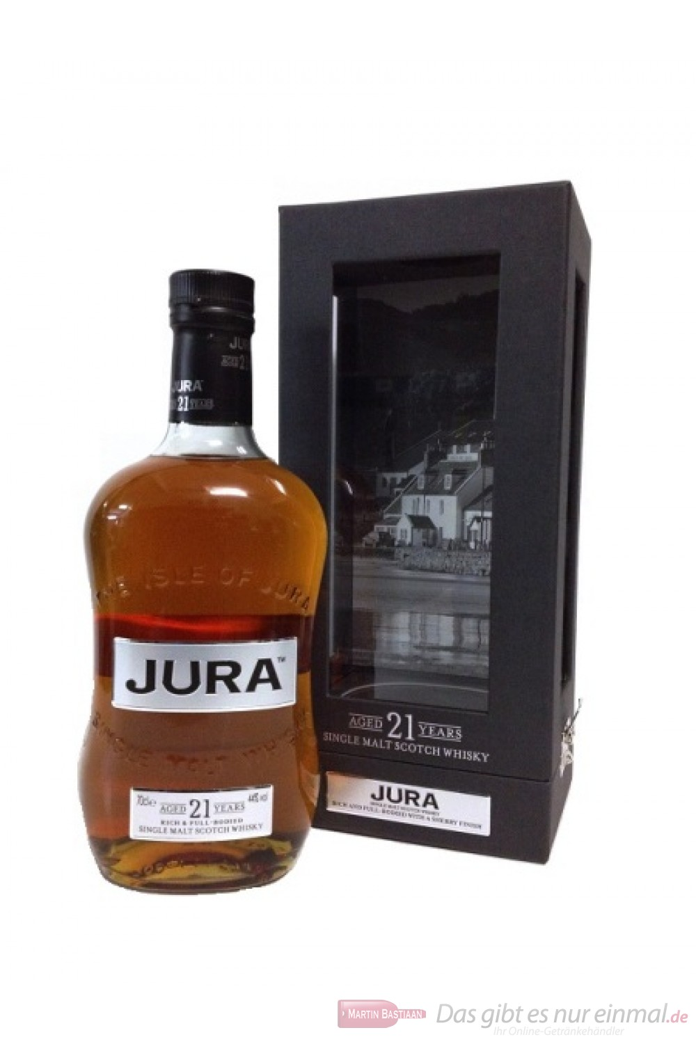Isle of Jura 21 Years