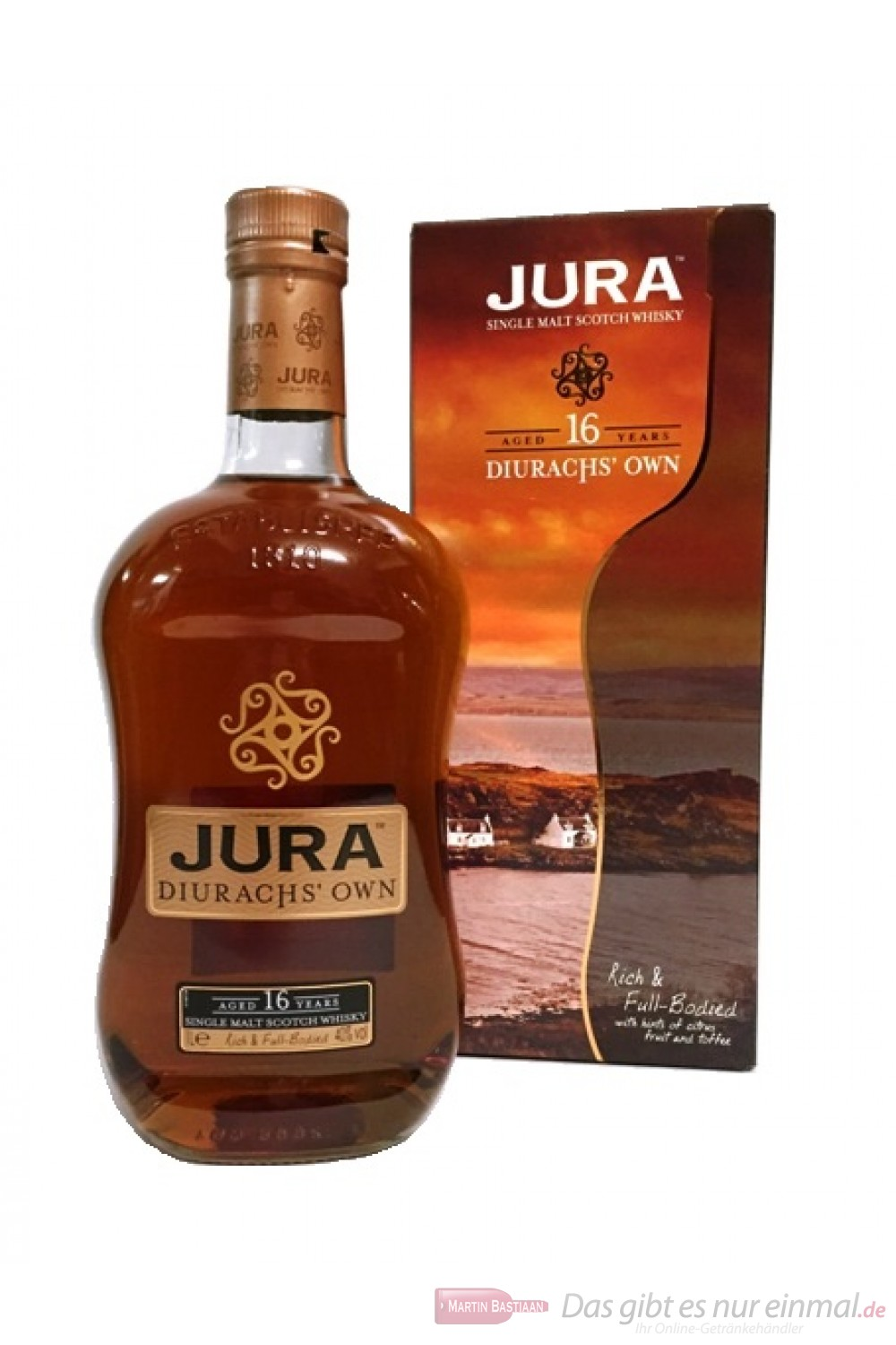 Isle of Jura Diurachs' Own