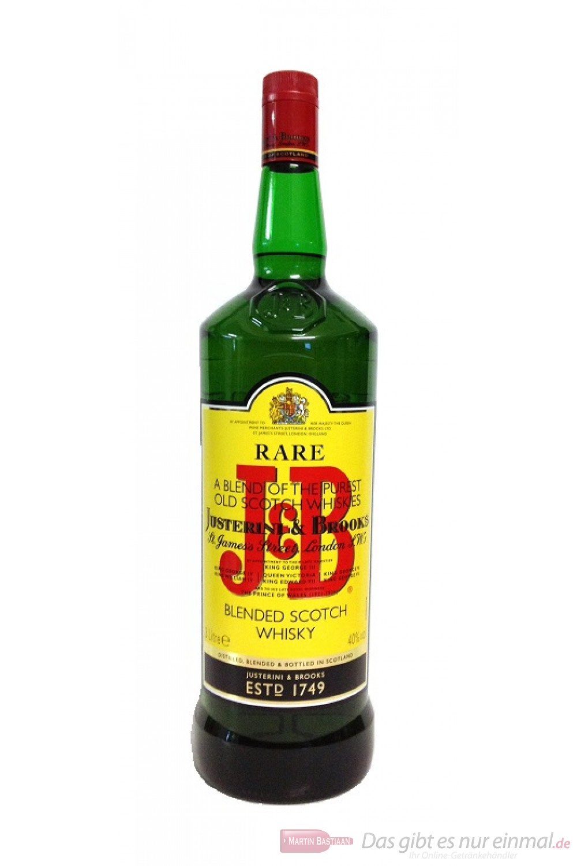 J&B 3l Großflasche