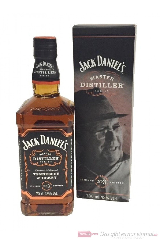Jack Daniels Master Distiller Series No. 3 07