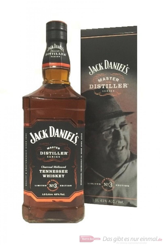 Jack Daniels Master No. 3