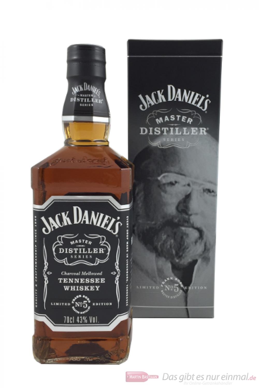 Jack Daniels Master Distiller Series No. 5