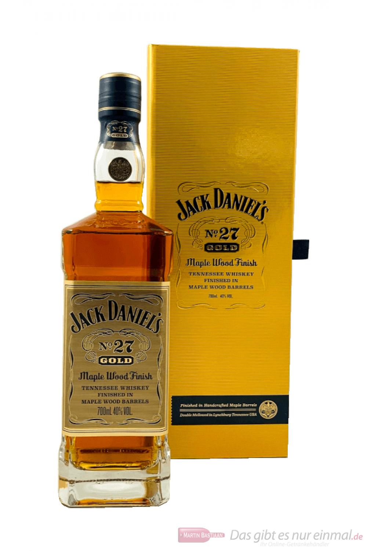 Jack Daniel's No. 27 Gold 0,7l