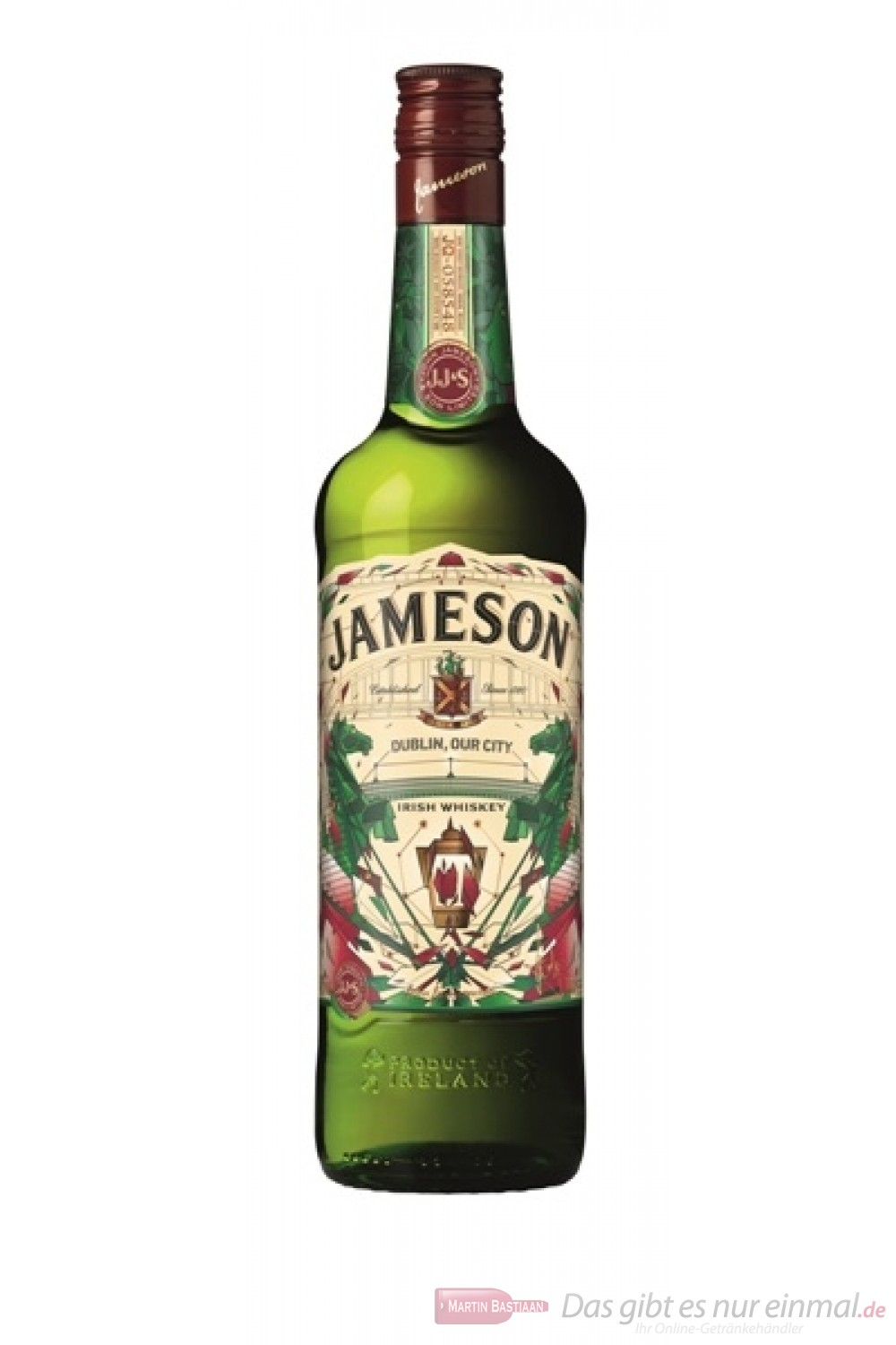 Jameson St. Patricks Day Sonderedition 2016