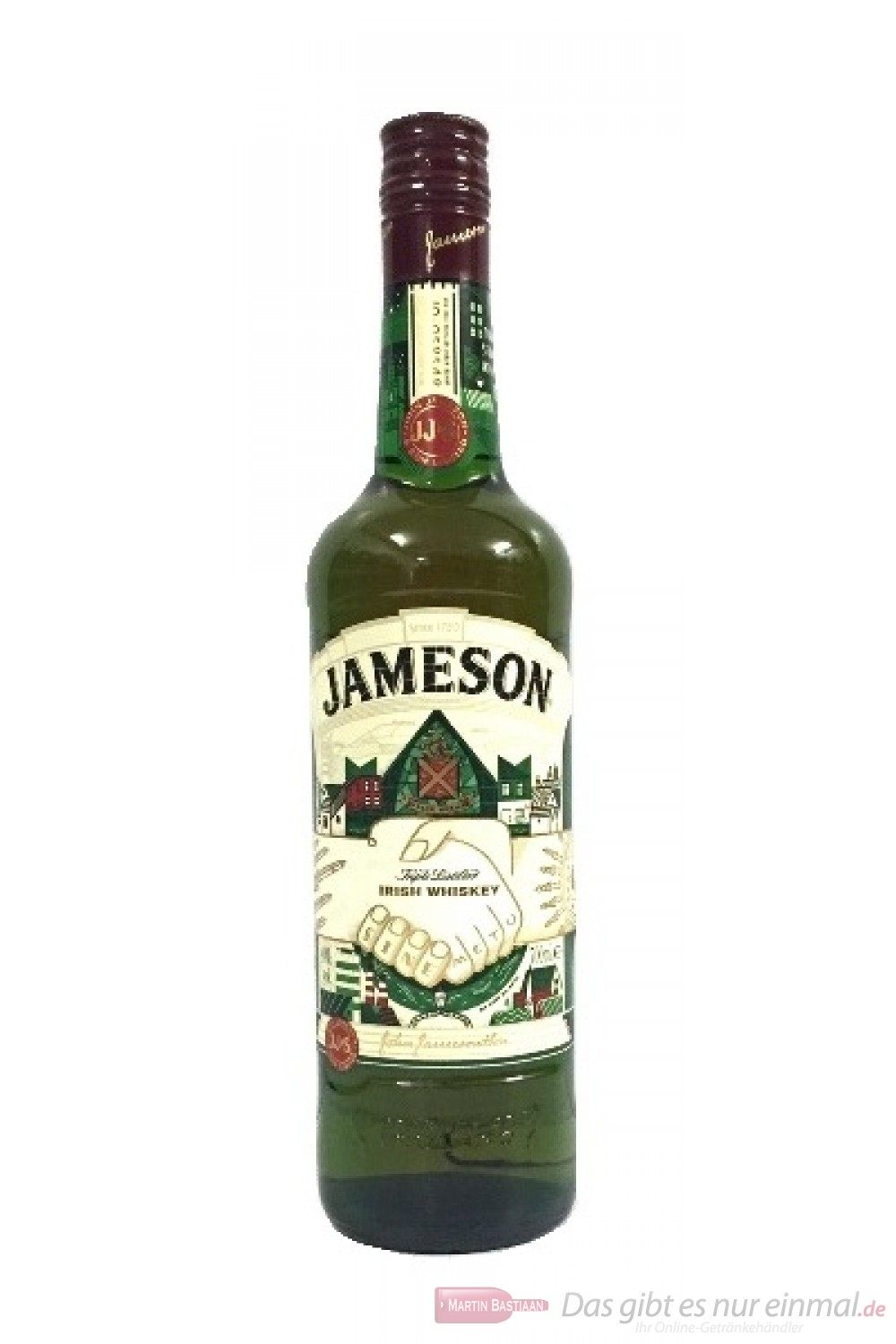 Jameson St. Patricks Day 2017 1l