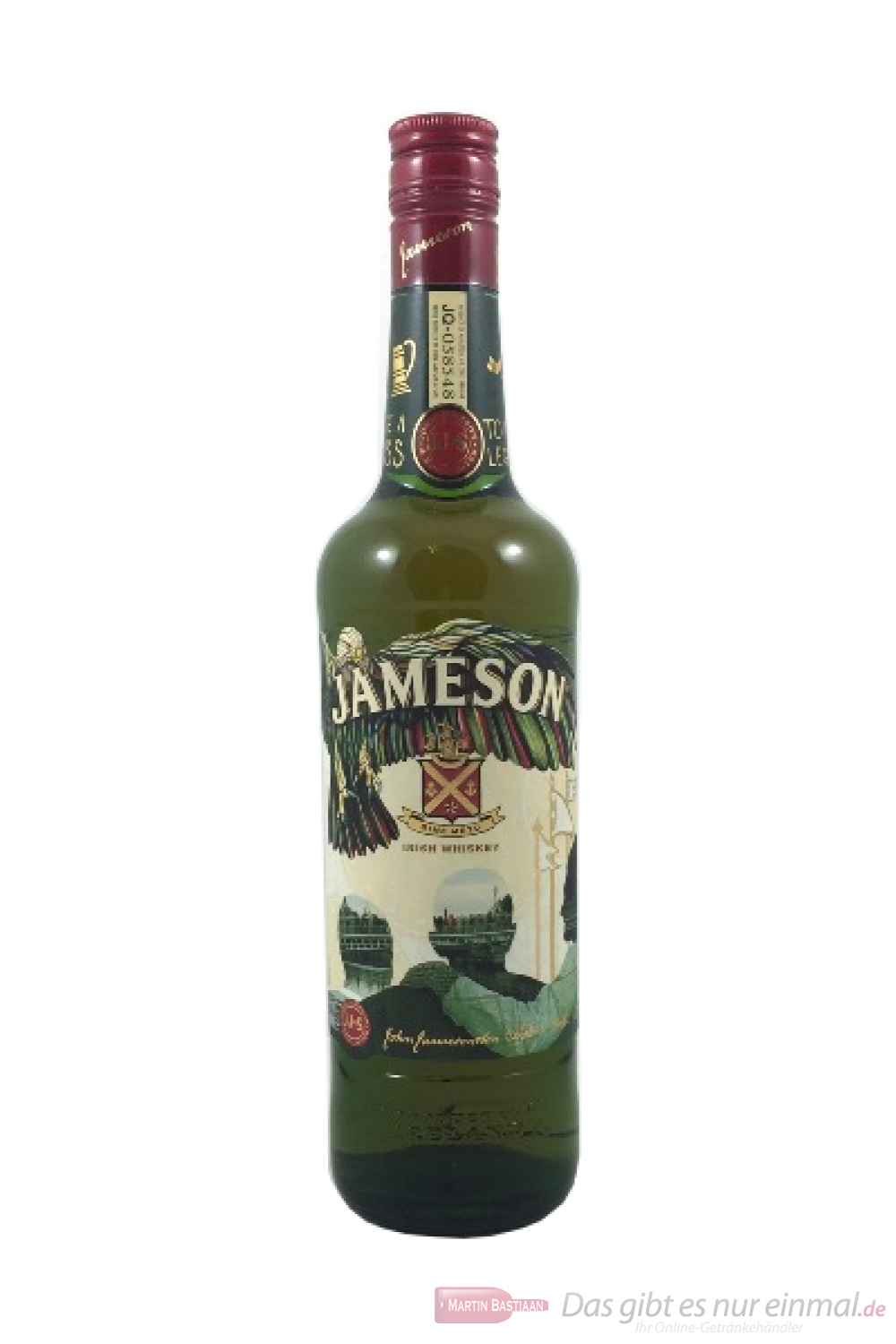 Jameson St. Patricks Day Sonderedition 2018