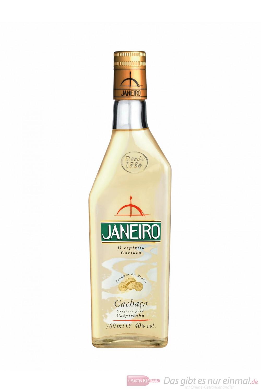 Janeiro Cachaca 40% 0,7l Flasche