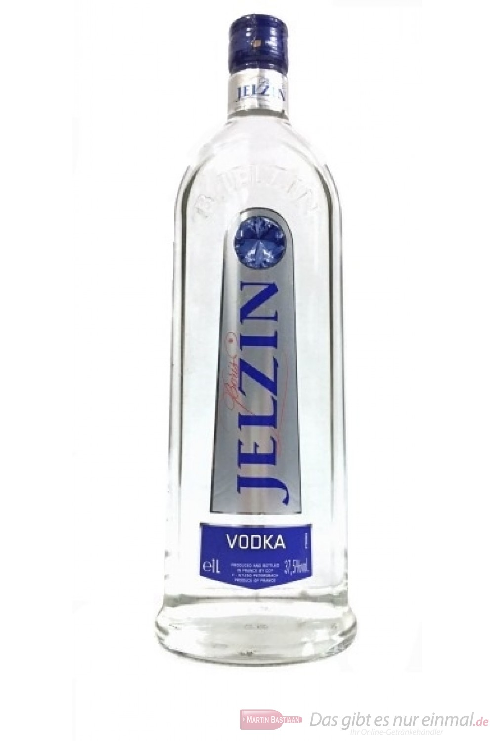 Boris Jelzin Vodka 1,0l
